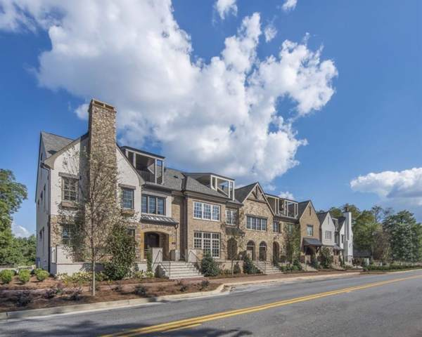 200 Violet Garden Walk #17, Alpharetta, GA 30009 (MLS #6659696) :: North Atlanta Home Team
