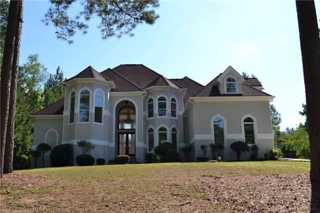170 Longcreek Drive, Fayetteville, GA 30214 (MLS #6659731) :: The North Georgia Group