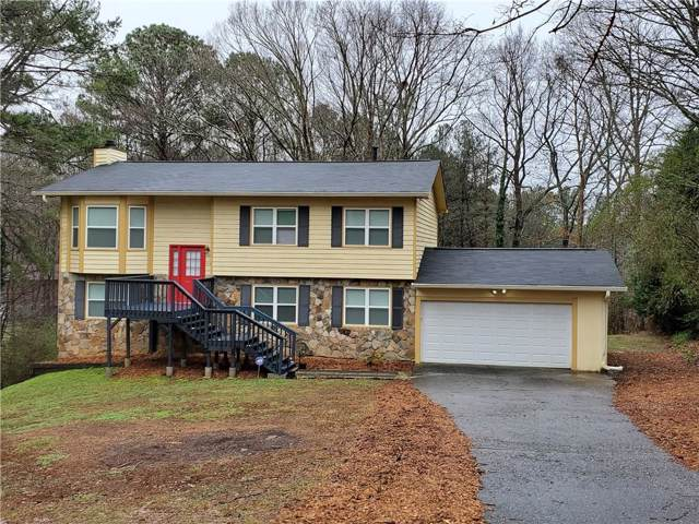 1548 SW Skuttle Cove SW, Snellville, GA 30078 (MLS #6659749) :: North Atlanta Home Team