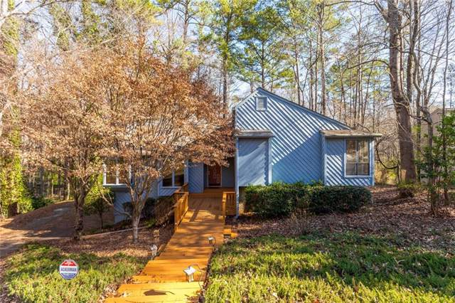 2580 Rocky Springs Drive, Marietta, GA 30062 (MLS #6659776) :: North Atlanta Home Team