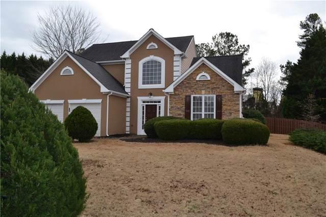751 Chanson Drive SW, Marietta, GA 30064 (MLS #6659836) :: North Atlanta Home Team
