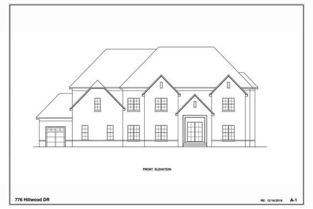 776 Hillwood Drive, Marietta, GA 30068 (MLS #6659842) :: RE/MAX Prestige