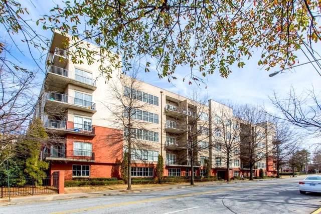 384 Ralph Mcgill Boulevard NE #101, Atlanta, GA 30312 (MLS #6659987) :: The Butler/Swayne Team