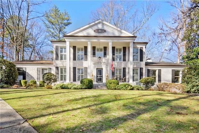 635 River Valley Road, Sandy Springs, GA 30328 (MLS #6659995) :: The Cowan Connection Team