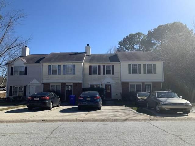 1697 E Hunting Creek Drive, Conyers, GA 30013 (MLS #6660000) :: North Atlanta Home Team