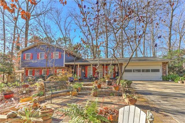 1847 Fox Hollow SW, Lilburn, GA 30047 (MLS #6660074) :: North Atlanta Home Team