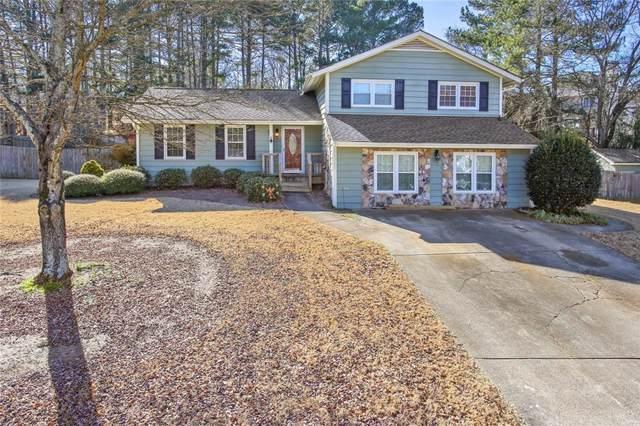 392 Heritage Lane, Alpharetta, GA 30009 (MLS #6660115) :: North Atlanta Home Team