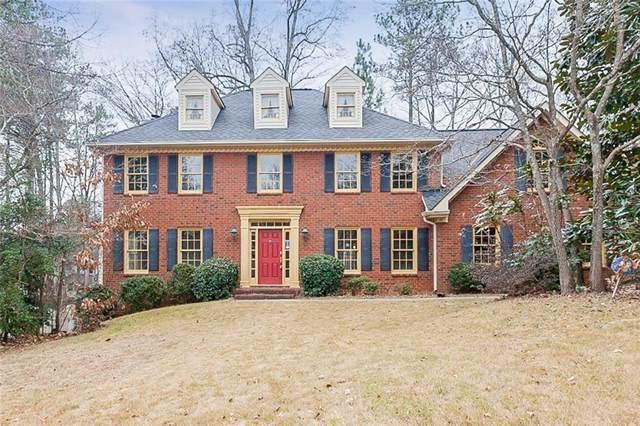 2603 Grist Mill Road, Marietta, GA 30068 (MLS #6660218) :: North Atlanta Home Team