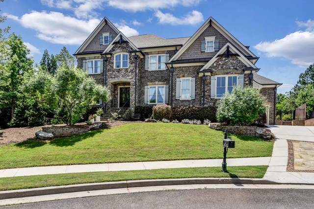 5272 Lacosta Lane, Alpharetta, GA 30022 (MLS #6660240) :: RE/MAX Paramount Properties