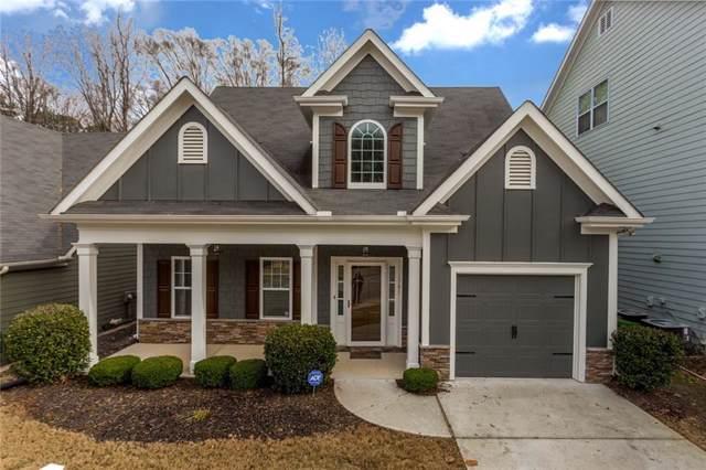 1561 Habershal Road NW, Atlanta, GA 30318 (MLS #6660415) :: North Atlanta Home Team