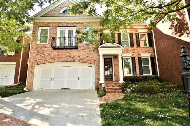 2432 Loxford Lane, Alpharetta, GA 30009 (MLS #6660445) :: North Atlanta Home Team