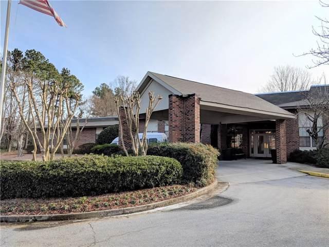 475 Mount Vernon Highway NE C230, Atlanta, GA 30328 (MLS #6660532) :: Rich Spaulding