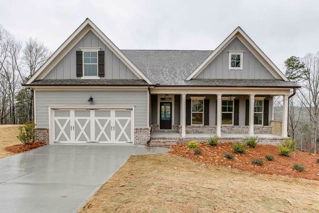 2817 Mason Court, Monroe, GA 30656 (MLS #6660546) :: North Atlanta Home Team