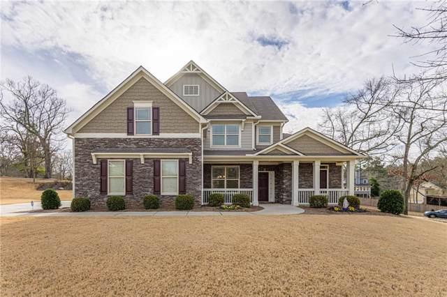539 Baxter Way, Marietta, GA 30064 (MLS #6660573) :: North Atlanta Home Team