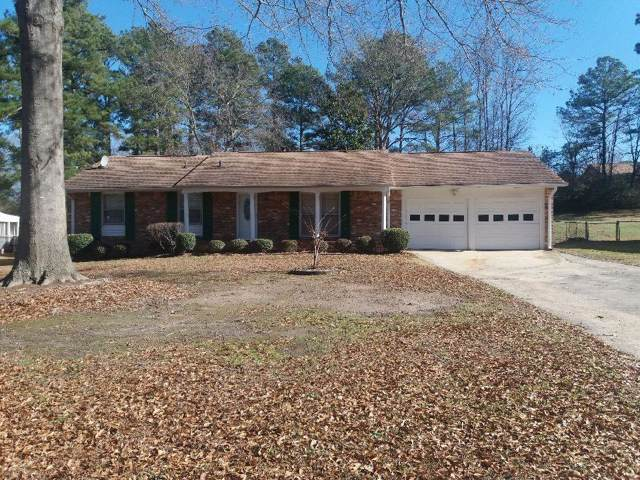 7436 Grayson Drive Drive, Riverdale, GA 30296 (MLS #6660629) :: The Butler/Swayne Team