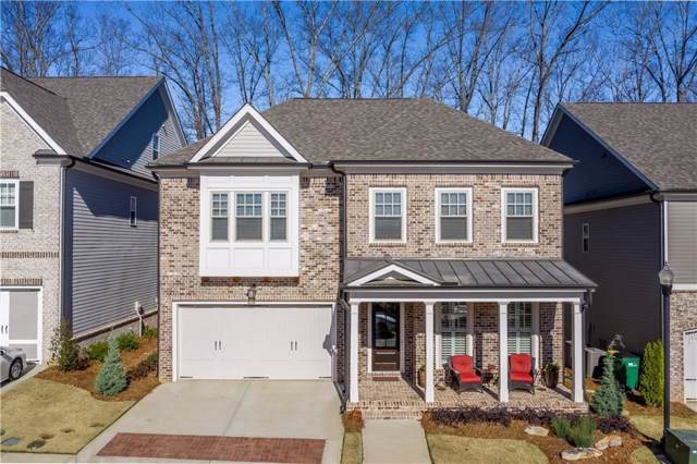 6514 Creekview Circle, Duluth, GA 30097 (MLS #6660638) :: RE/MAX Prestige