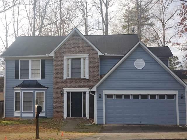 1763 Wedgewood Overlook, Stone Mountain, GA 30088 (MLS #6660708) :: MyKB Partners, A Real Estate Knowledge Base