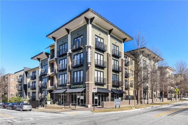 5300 Peachtree Road #1514, Chamblee, GA 30341 (MLS #6660894) :: North Atlanta Home Team