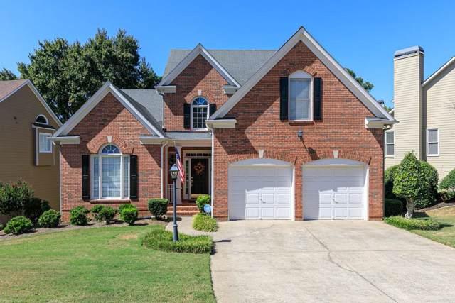 4199 Gramercy Main NW, Kennesaw, GA 30144 (MLS #6660920) :: North Atlanta Home Team