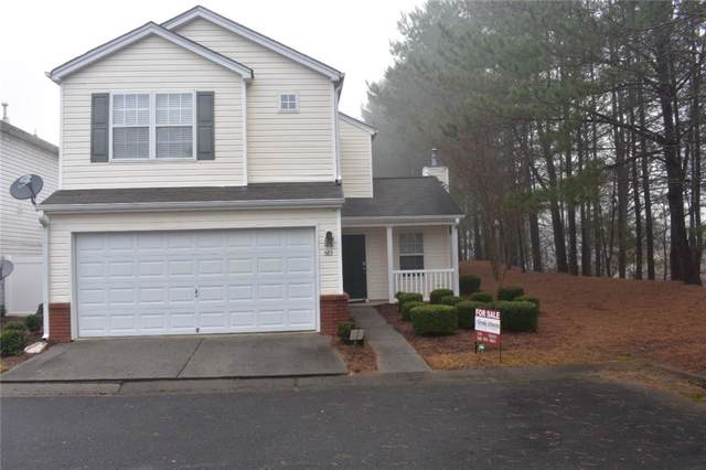 585 Windcroft Circle NW, Acworth, GA 30101 (MLS #6660975) :: North Atlanta Home Team