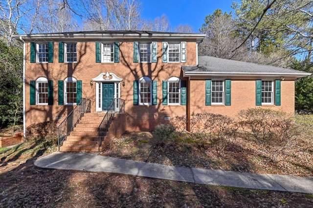 656 E Riverbend Drive SW, Lilburn, GA 30047 (MLS #6661100) :: North Atlanta Home Team