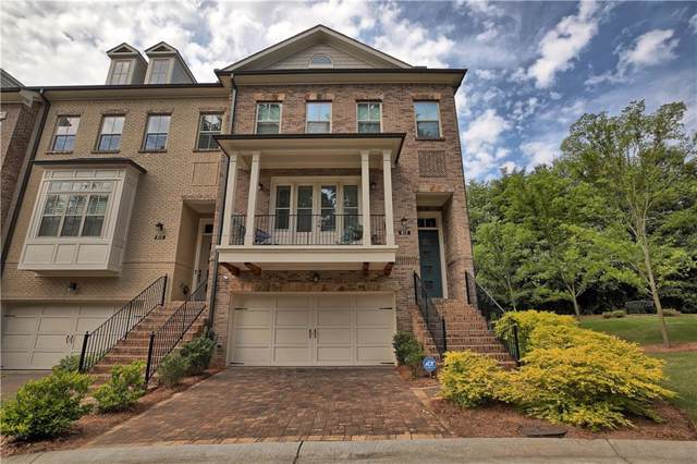 813 Canterbury Overlook, Atlanta, GA 30324 (MLS #6661162) :: North Atlanta Home Team