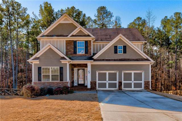 246 Stone Lake Drive, Dallas, GA 30157 (MLS #6661169) :: North Atlanta Home Team