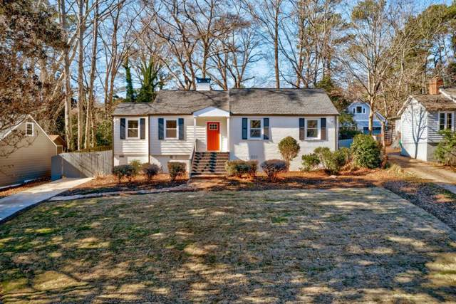 1231 Thomas Road, Decatur, GA 30030 (MLS #6661221) :: The Zac Team @ RE/MAX Metro Atlanta