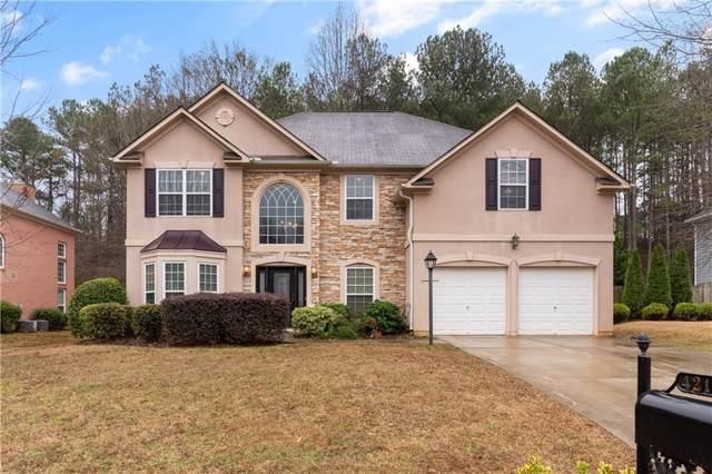 4218 Galilee Drive, Kennesaw, GA 30144 (MLS #6661288) :: North Atlanta Home Team