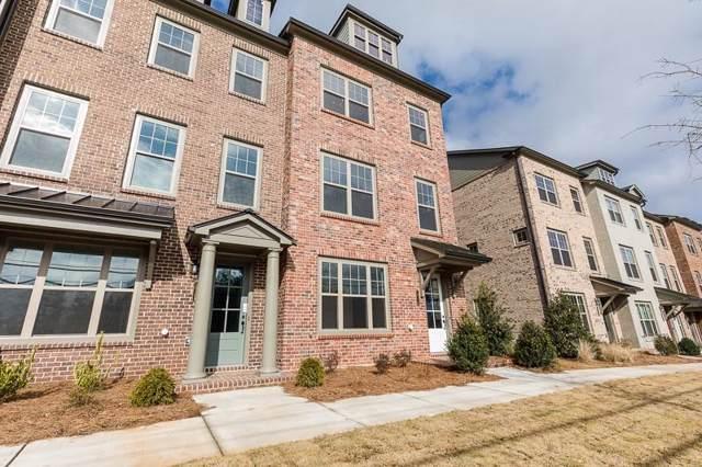 10110 Windalier Way #114, Roswell, GA 30076 (MLS #6661318) :: North Atlanta Home Team