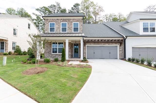 116 Calder Drive #38, Alpharetta, GA 30009 (MLS #6661349) :: North Atlanta Home Team