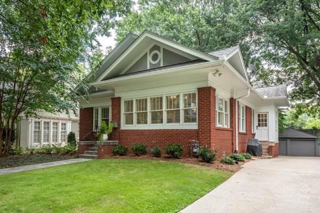 115 Huntington Road NE, Atlanta, GA 30309 (MLS #6661364) :: North Atlanta Home Team
