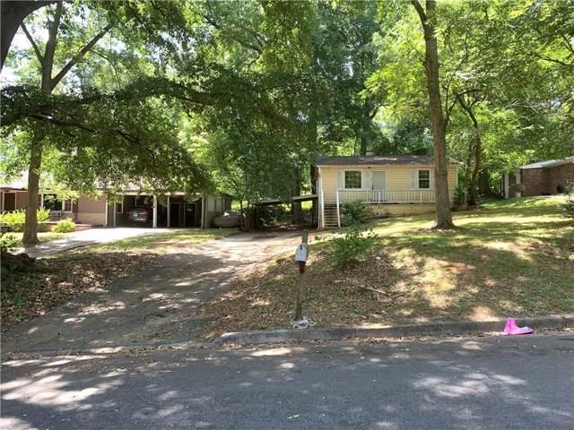 2696 George Street NW, Atlanta, GA 30318 (MLS #6661376) :: Kennesaw Life Real Estate