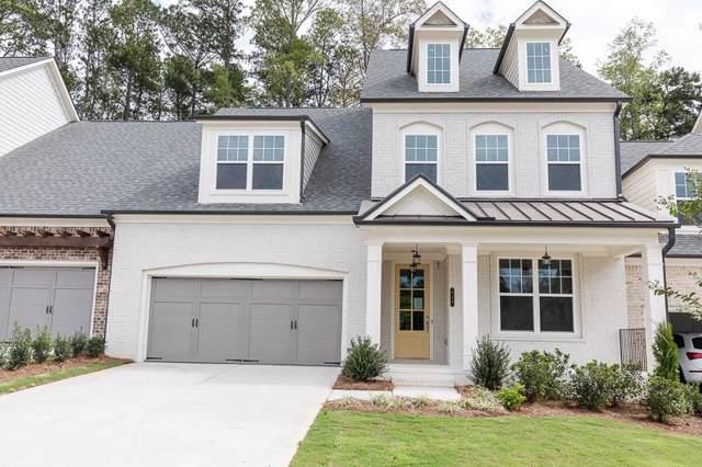 117 Calder Drive #37, Alpharetta, GA 30009 (MLS #6661383) :: North Atlanta Home Team