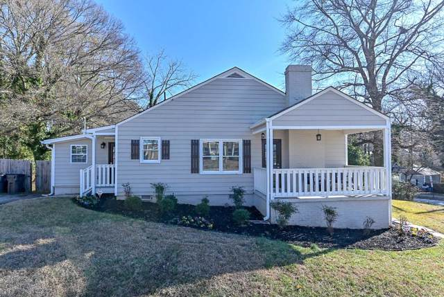 1413 E Forrest Avenue, East Point, GA 30344 (MLS #6661481) :: North Atlanta Home Team