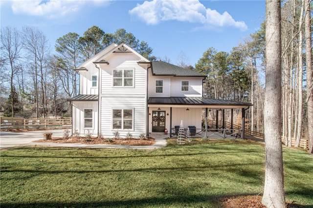 4690 Waters Road, Woodstock, GA 30188 (MLS #6661534) :: Path & Post Real Estate
