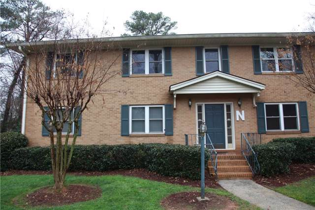 3510 Roswell Road NW N4, Atlanta, GA 30305 (MLS #6661570) :: North Atlanta Home Team