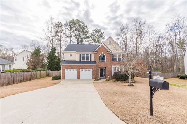 2825 Rockvale Court, Alpharetta, GA 30004 (MLS #6661593) :: Keller Williams Realty Cityside