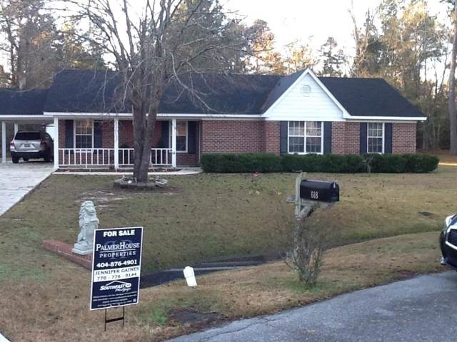618 Arrowhead Lane, Albany, GA 31721 (MLS #6661614) :: The Realty Queen Team