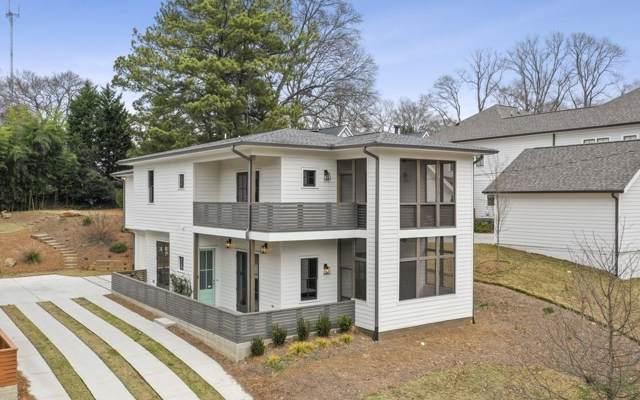 788 Mercer Street SE, Atlanta, GA 30312 (MLS #6661623) :: The Justin Landis Group