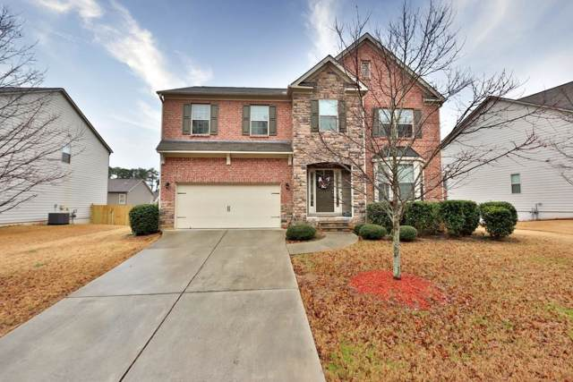 614 Crosswinds Circle, Marietta, GA 30008 (MLS #6661670) :: North Atlanta Home Team
