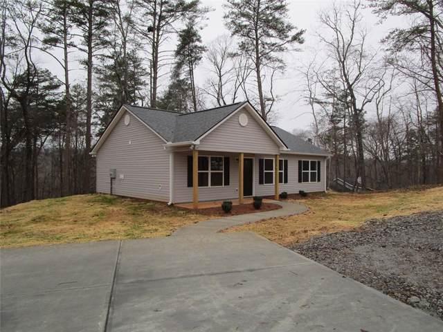 287 Pine Trail, Dahlonega, GA 30533 (MLS #6661674) :: North Atlanta Home Team