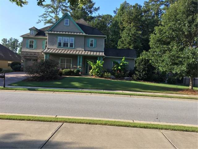 7492 Mistydawn Drive, Fairburn, GA 30213 (MLS #6661676) :: North Atlanta Home Team