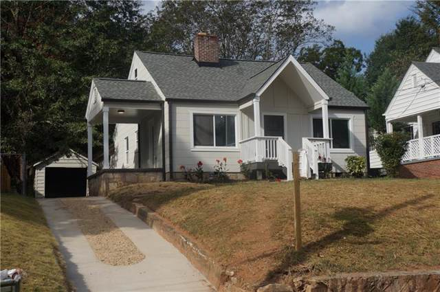 1781 Langston Avenue SW, Atlanta, GA 30310 (MLS #6661738) :: North Atlanta Home Team