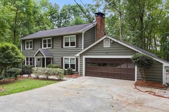 365 Thornwood Drive, Sandy Springs, GA 30328 (MLS #6661834) :: RE/MAX Paramount Properties