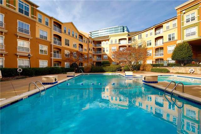 10 Perimeter Summit Boulevard NE #4122, Brookhaven, GA 30319 (MLS #6661935) :: North Atlanta Home Team