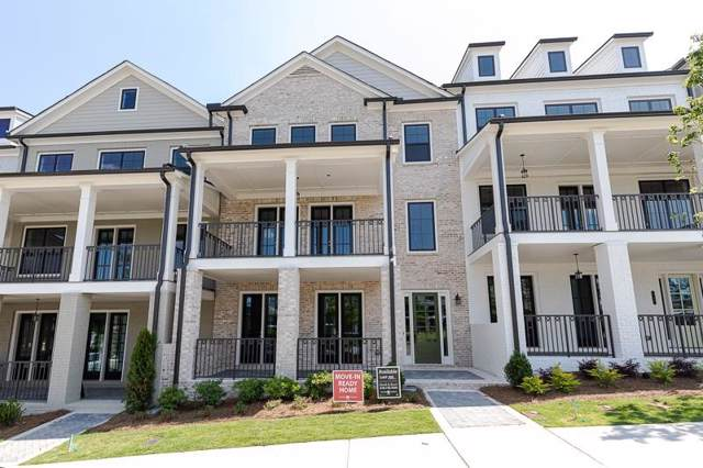 115 Harlow Circle #195, Roswell, GA 30076 (MLS #6661950) :: Kennesaw Life Real Estate