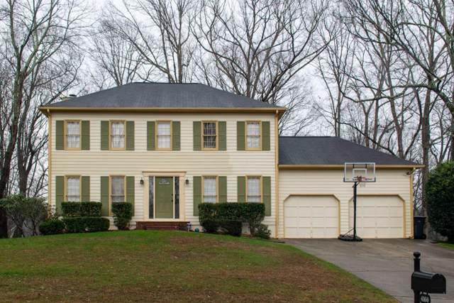 4160 Riverhill Court, Roswell, GA 30075 (MLS #6662023) :: North Atlanta Home Team