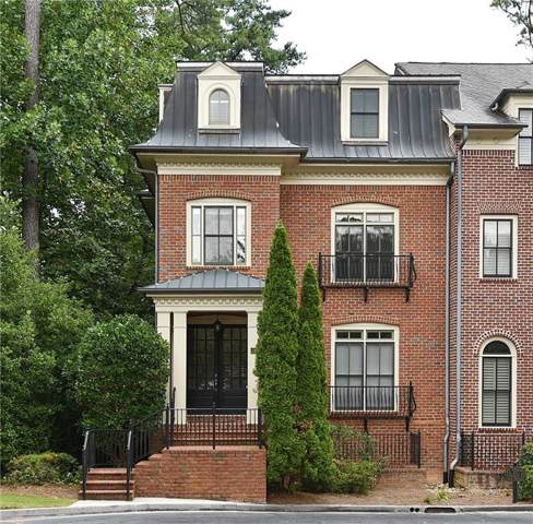 3127 Lenox Road NE #21, Atlanta, GA 30324 (MLS #6662031) :: RE/MAX Prestige