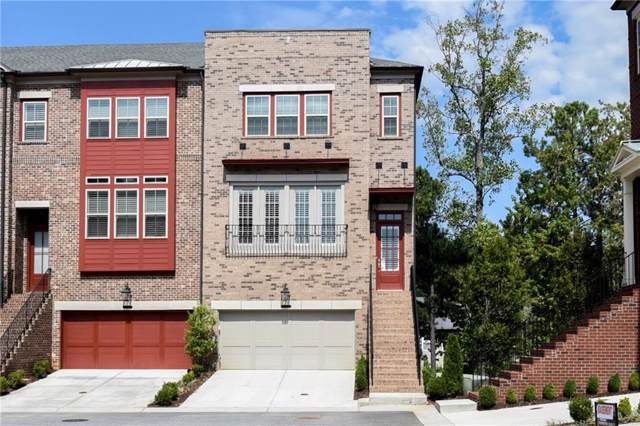 1152 Holly Avenue #23, Dunwoody, GA 30338 (MLS #6662140) :: Kennesaw Life Real Estate